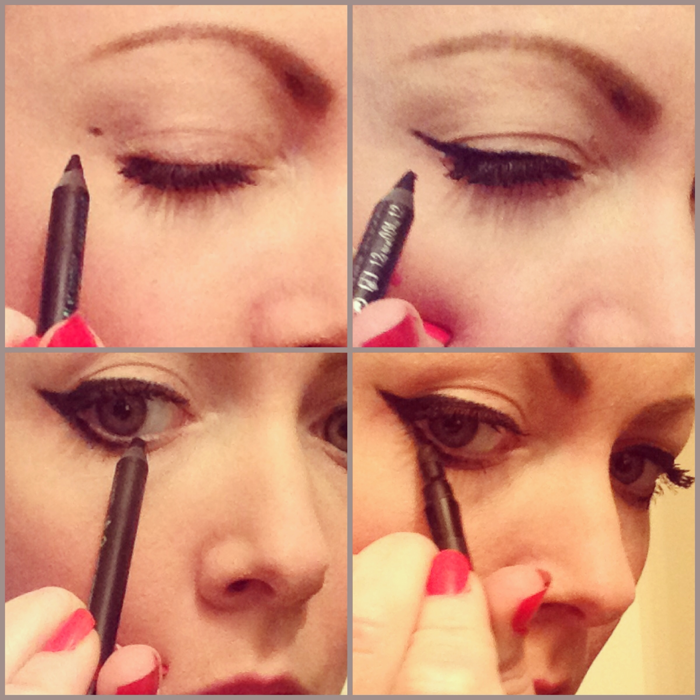 This Creative Life - Cat Eye Tutorial