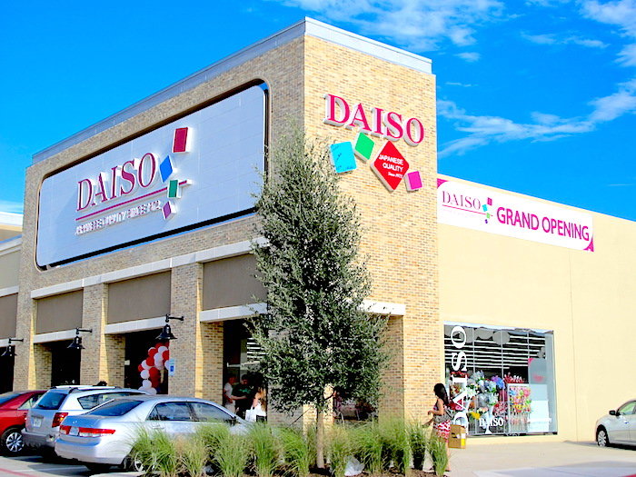 daiso in texas